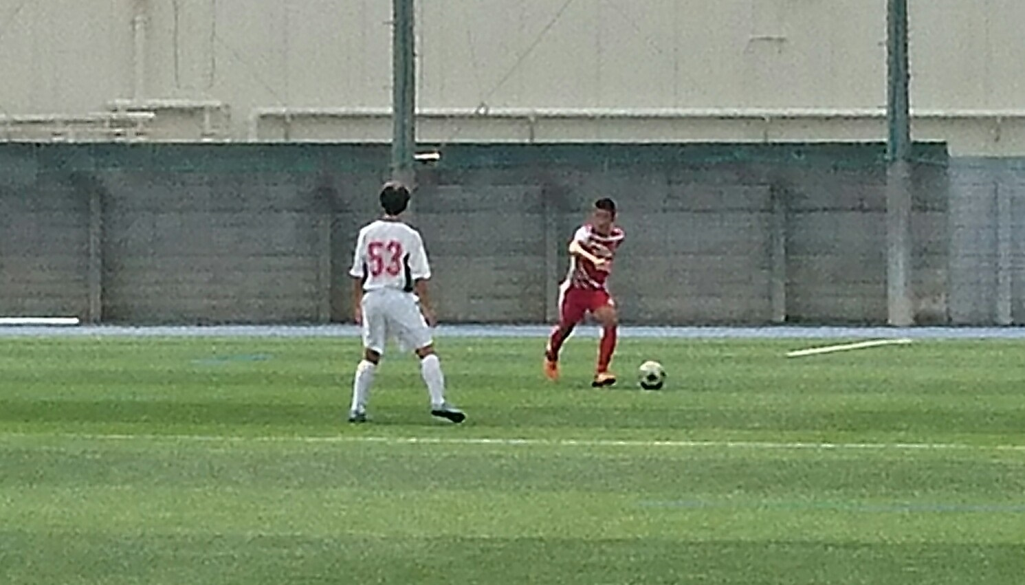 TM A VS 初芝橋本 〇1-0