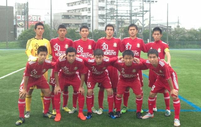 U-18リーグOSAKA 3部(第17節 )  B VS 大阪桐蔭高校C △2-2