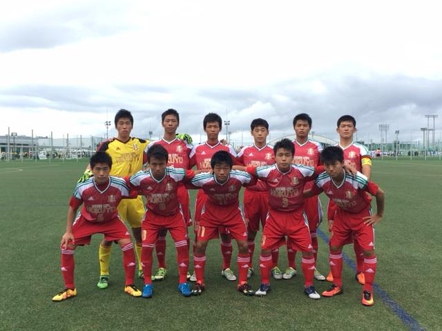 選手権大会④ vs大阪学芸高校 ○5-0