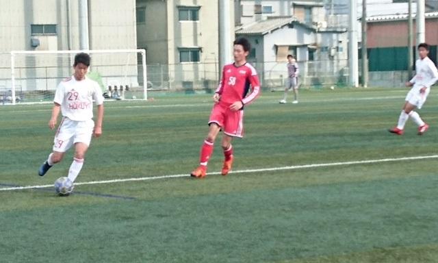 TM A VS 大阪経済大学 ●1-2