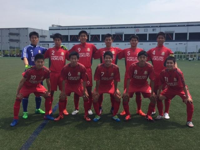 インターハイ4回戦 VS 阪南 〇10-0