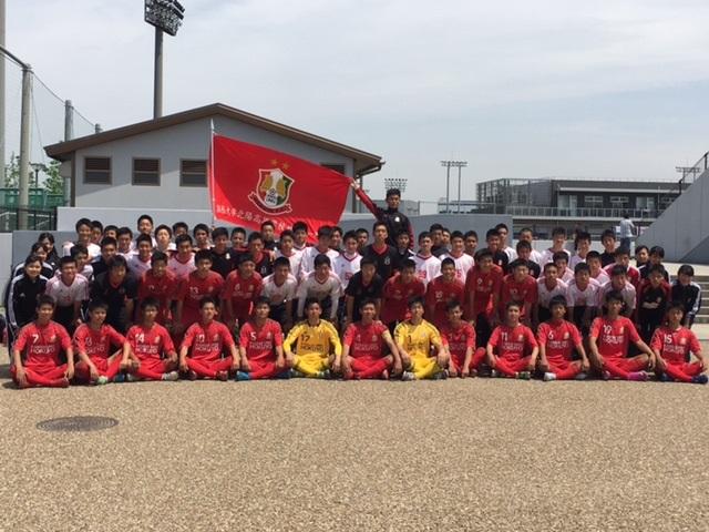インターハイ5回戦 VS 初芝立命館 〇4-0