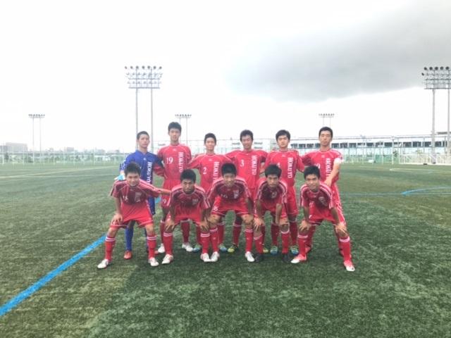 私学大会準決勝 VS 柏原高校 ○1-0