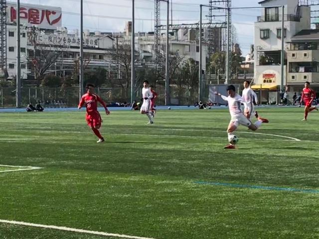 TM VS 市立尼崎 ○2-1