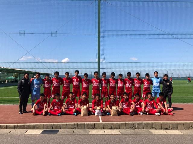 Bチームが石川遠征に行ってきました。
