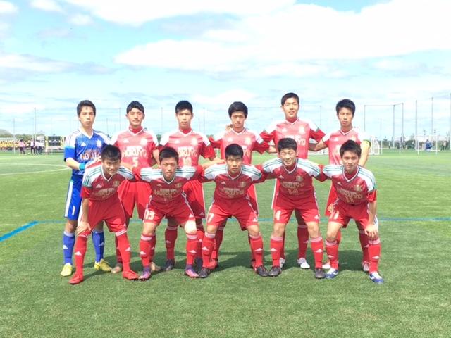 インターハイ7回戦 VS 大阪桐蔭 〇0-0 延長1-0