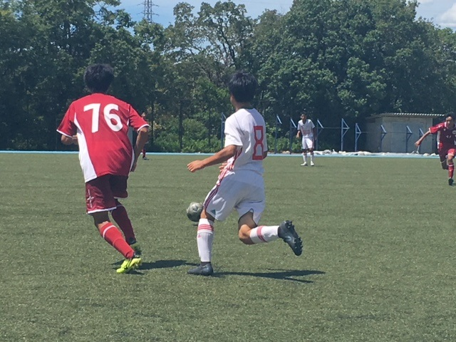 AチームTM VS 三田学園 ●0-4