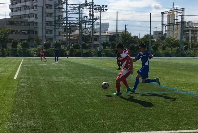AチームTM VS 草津東 〇3-2