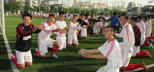 フォトギャラリー| 関西大学北陽高校サッカー部サポートサイト「燃えろ!北陽」