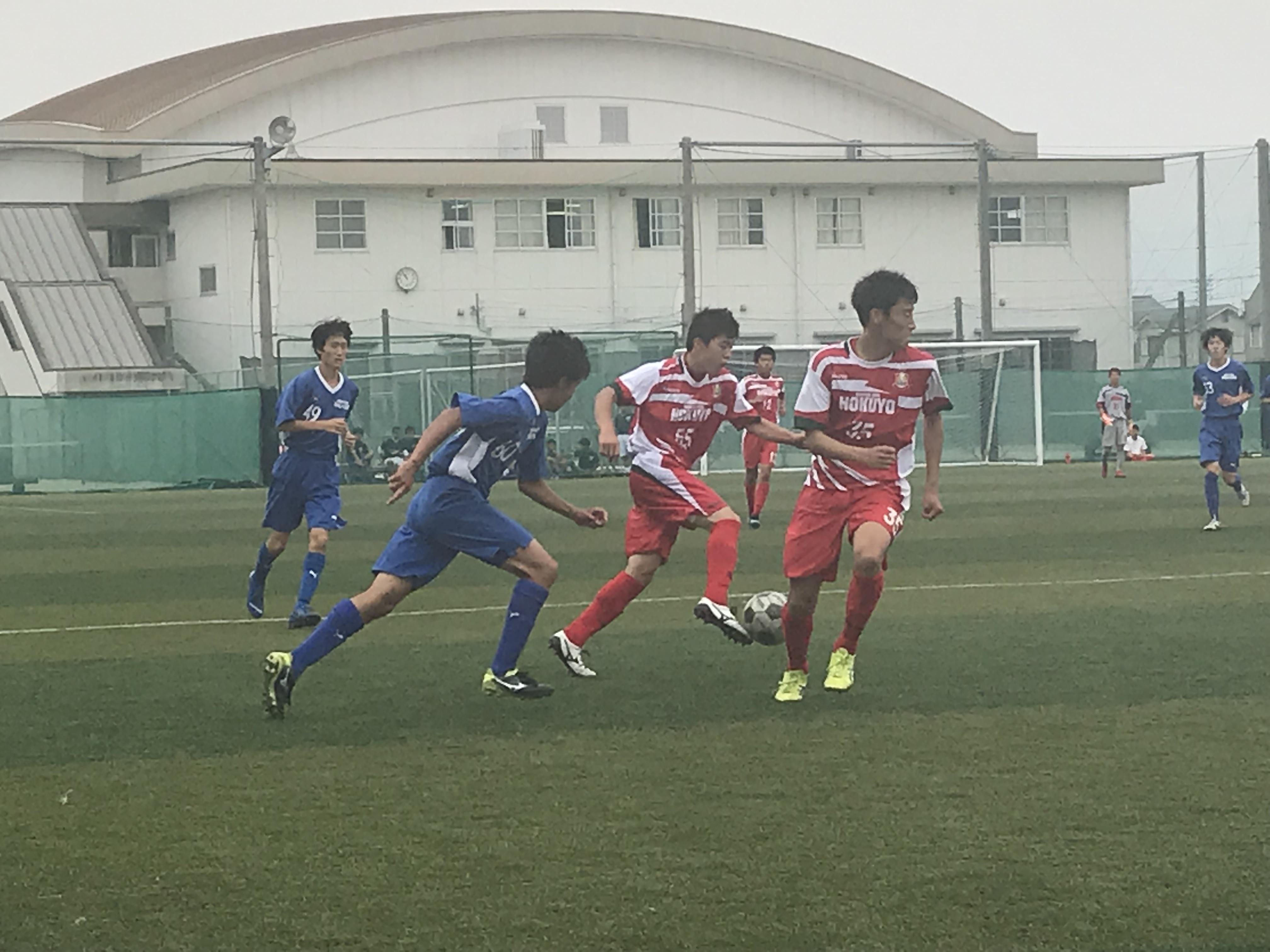 TM B VS 草津東B 〇4-2