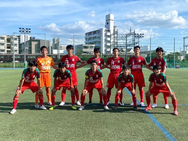 2部L⑬ vs 興国B ●1-3